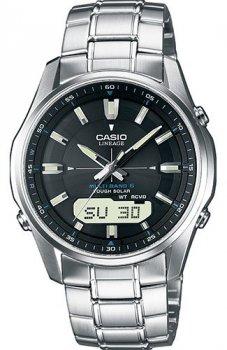 Чоловічі наручні годинники Casio LCW-M100DSE-1AER