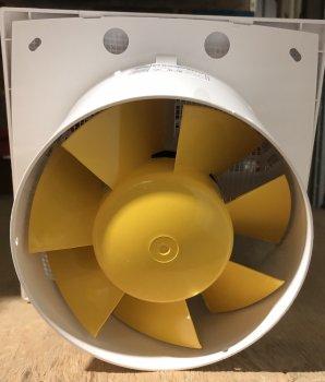 Вентилятор побутовий витяжний Домовент 125 СТ (з таймером)