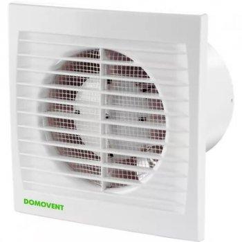 Вентилятор витяжний Домовент 150 СВ (шнурковий вимикач)