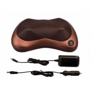 Массажная подушка для шеи Massage pillow for home and car CHM-8028