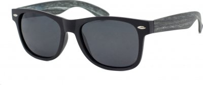 Солнцезащитные очки мужские поляризационные SumWin YU9301-01 Черный/Серый