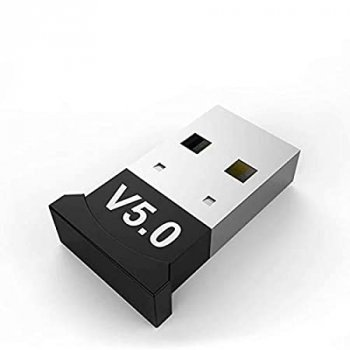 Bluetooth USB 5.0 стерео адаптер с поддержкой микрофона Q Sound LS