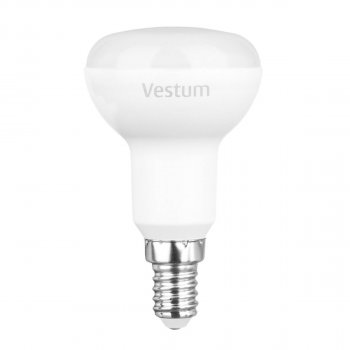 Лампа світлодіодна Vestum LED R50 6W 4100K 220V E14