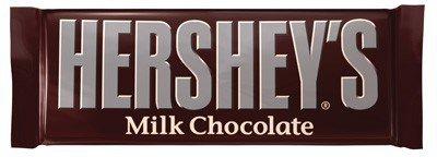 Молочный шоколад Hershey's 43 г (34000249022)