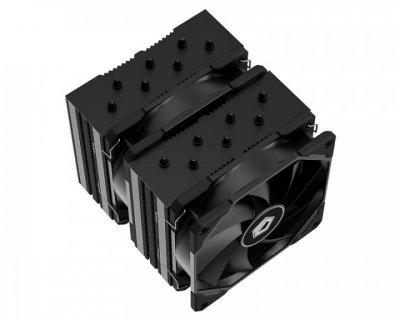 Кулер процессорный ID-Cooling SE-207 TRX Black, AMD: TRX4, 157х140х122 мм, 3-pin/4-pin PWM