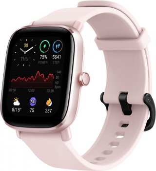 Смарт-годинник Amazfit GTS 2 mini Flamingo Pink (727820)