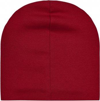 Демисезонная шапка Z16 13ЛС001 (2-23) 49 см Вишневая (ROZ6400046535)