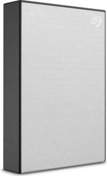 Жорсткий диск Seagate One Touch 1 TB STKB1000401 2.5 USB 3.2 External Silver