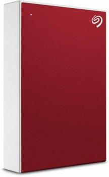 Жорсткий диск Seagate One Touch 2 TB STKB2000403 2.5 USB 3.2 External Red