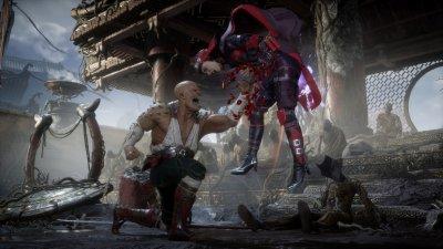 Игра Mortal Kombat 11 Xbox One & Xbox Series X S