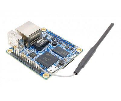 Мінікомп'ютер Orange Pi Zero (LTS) 256Mb