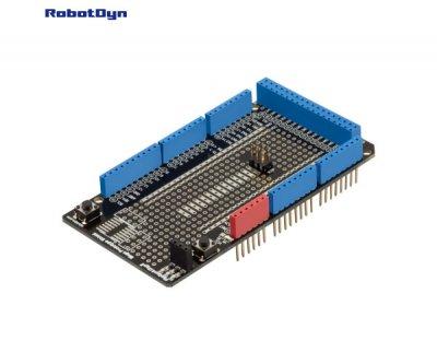 Плата розширення для Arduino Mega Robotdyn