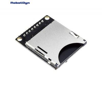 Модуль для запису / читання SD + MicroSD Robotdyn