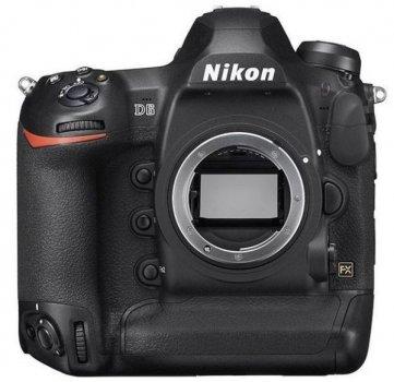 Фотоапарат Nikon D6 czarny body