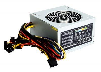 Блок Питания Chieftec GPA-500S8, ATX 2.3, APFC, 12cm fan, КПД 85%, bulk
