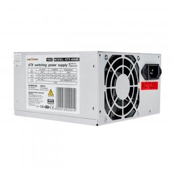 Блок живлення Logicpower ATX-400W, 400W (LP1922)