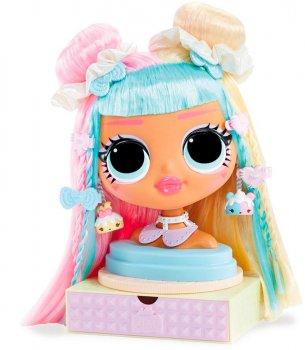 Кукла-манекен L.O.L SURPRISE! серии O.M.G. - Леди Бон-бон с аксессуарами (572008)