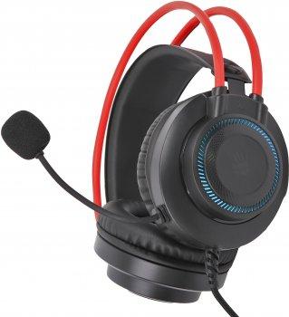 Наушники Bloody G200S Black+Red (4711421957373)