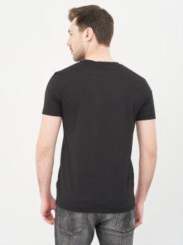 Футболка Calvin Klein Jeans Institutional Logo Slim Ss Tee J30J307856-099 Ck Black
