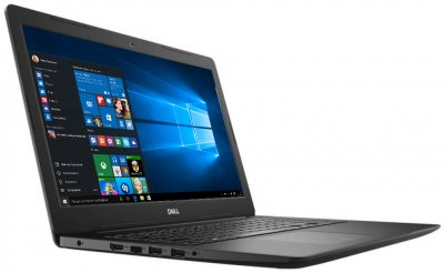 Ноутбук Dell Vostro 15 3501 (N6503VN3501EMEA01_2105_RAIL-08) Black