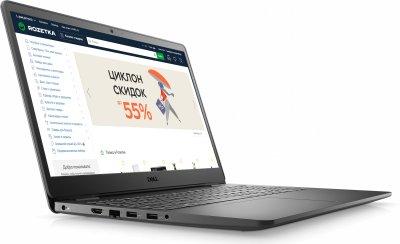 Ноутбук Dell Vostro 15 3500 (N3004VN3500EMEA01_2105_UBU_RAIL-08) Black
