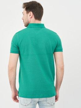 Поло Tommy Hilfiger 10474.4 Зеленое