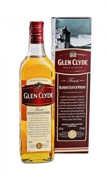 Віскі Glen Clyde 3 роки витримки 0.7 л 40% (4820201830017)