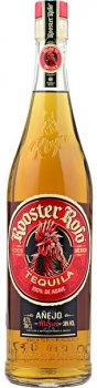 Текила Rooster Rojo Anejo 0.7 л 38% (7503023613224)