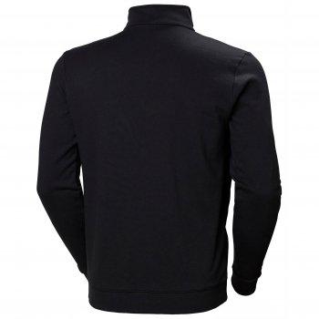 Світшот на блискавці Helly Hansen Manchester Zip Sweatshirt 79212 Black