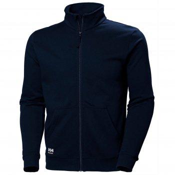 Світшот на блискавці Helly Hansen Manchester Zip Sweatshirt 79212 Navy