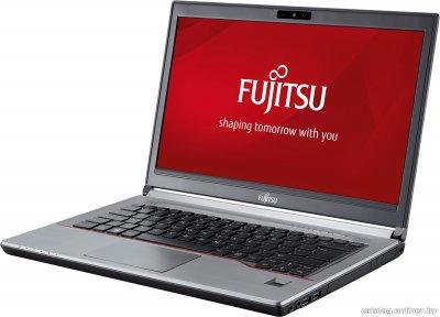 Ноутбук Fujitsu LIFEBOOK E743-Intel-Core-i7-3632QM-2,2GHz-8Gb-DDR3-320Gb-HDD-W14-W7P-Web- Б/В