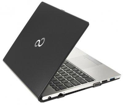 Ноутбук Fujitsu LIFEBOOK S935-Intel-Core-i5-5300U-2,2GHz-8Gb-128Gb-SSD-W13,3- FHD-IPS-TOUCH-Web-(B)- Б/В