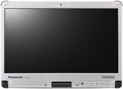 Ноутбук Panasonic Toughbook CF-C2CACBBMG-Intel Core i5-4300U-1,9GHz-8Gb-DDR3-500Gb-HDD-W12,5-TOUCH-Web-(A)- Б/В