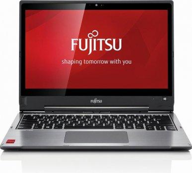 Ноутбук Fujitsu LIFEBOOK T935-Intel-Core-i7-5600U-2,6GHz-8Gb-DDR3-128Gb-SSD-W13.3-IPS-FHD-Touch-Web-(B)- Б/В