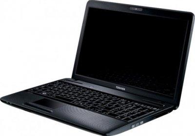 Ноутбук Toshiba Satellite C660-1TT-Intel Core i3-2310M-2.1GHz-4Gb-DDR3-320Gb-HDD-W15.6-Web-DVD-RW+NVIDIA GeForce 315M(1Gb)- Б/В