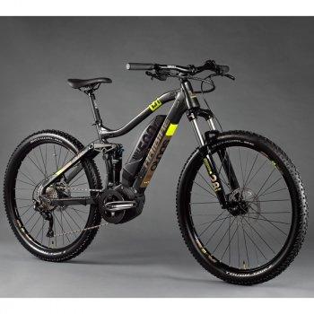 """Электровелосипед Haibik Sduro FullSeven 1.0 500Wh 10 s. Deore 27.5"""", код: 4540090044-ST"""