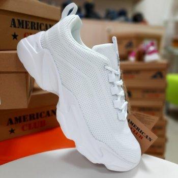 Кросівки American Club WT42/20 білі