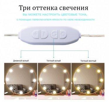 Підсвічування дзеркала для PLight l200