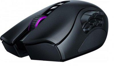 Безпровідна ігрова миша Razer Naga Pro Black (RZ01-03420100-R3G1)