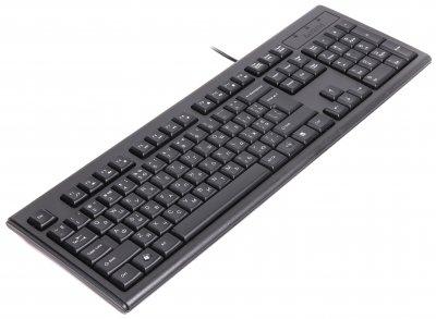Клавиатура проводная A4Tech KR-83 USB (4711421805964)
