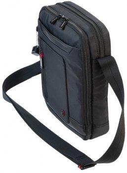 Мужская сумка Hedgren Zeppelin Revised 26 x 5.5 x 20 см 2.8 л Черный (HZPR01/003)
