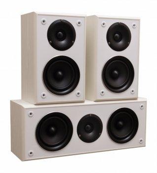 Комплект акустики Taga Harmony TAV-606 v.3 Set White