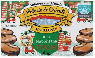 Мидии Palacio de Oriente по-итальянски 115 г (8410205064103)