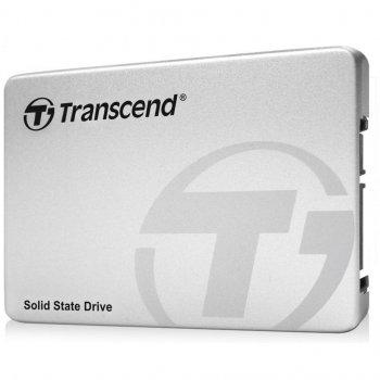 """240GB SSD накопичувач Transcend SSD220 2.5"""" SATA III TLC (TS240GSSD220S)"""