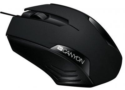 Миша Canyon CNE-CMS02B USB Black