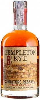 Виски односолодовый Templeton Rye 6yo 0.7 л 45.75% (720815920934)