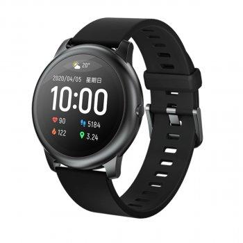 Смарт-годинник Haylou Smart Watch Solar (LS05) Black