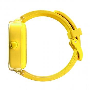 Дитячі смарт-годинник Elari KidPhone Fresh Yellow з GPS-трекером (KP-F/Yellow)