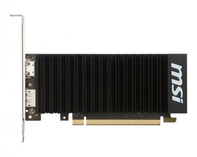 MSI GeForce GT 1030 2GB GDDR5 Low Profile OC (GeForce GT 1030 2GH LP OC)