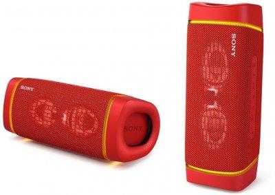 Акустична система Sony SRS-XB33 Red